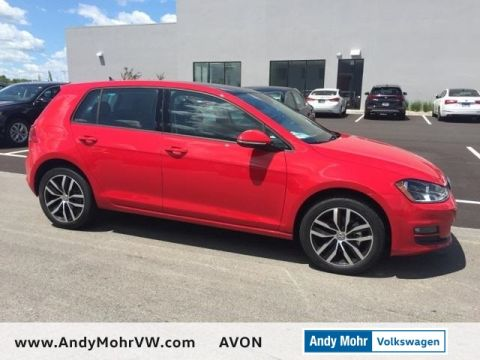 New Volkswagen Golf TSI SE 4-Door