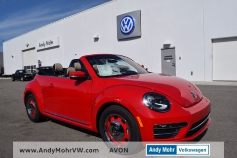 New 2018 Volkswagen Beetle 2.0T Coast