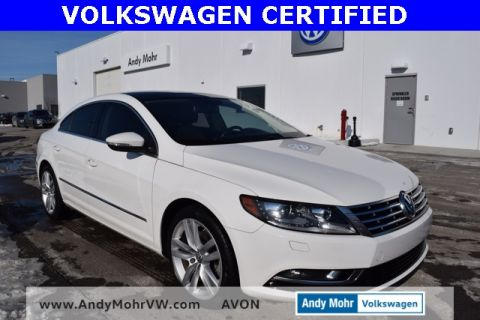 Certified Pre-Owned 2014 Volkswagen CC 2.0T Executive